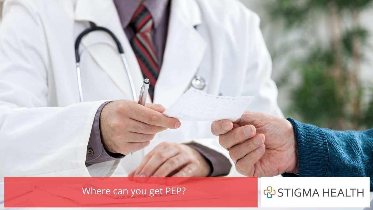 Where can you get PEP