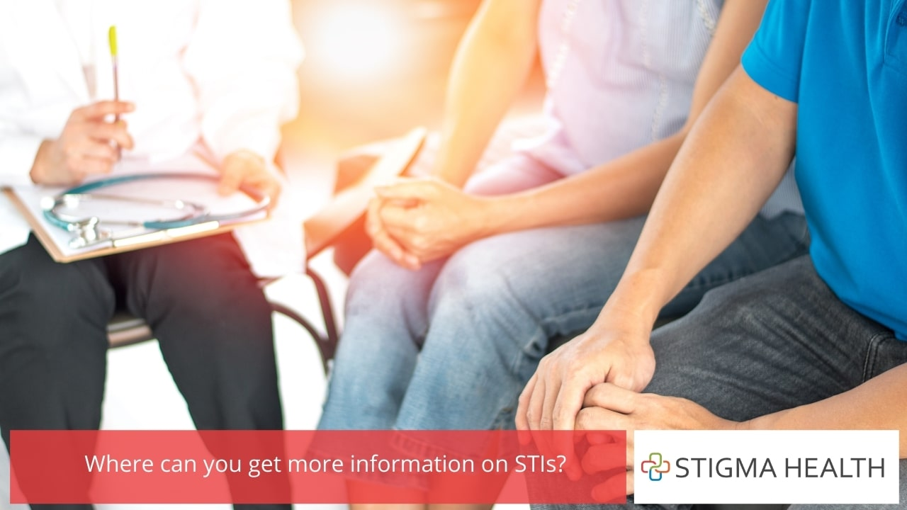 Where can you get more information on STIs